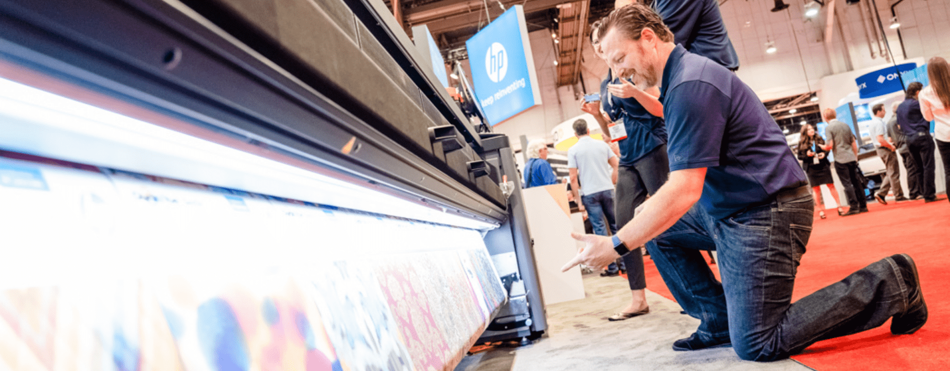 PRINTING United Trade Show Attendee | PRINTING United